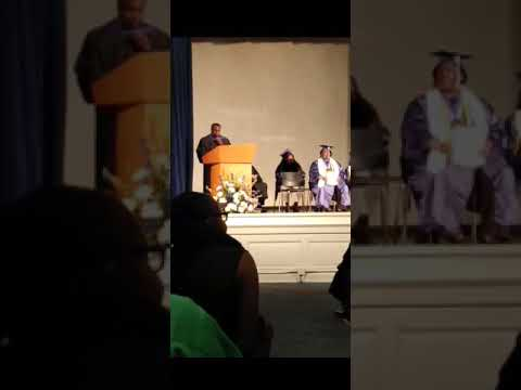 Commencement Speech at Phelps High School