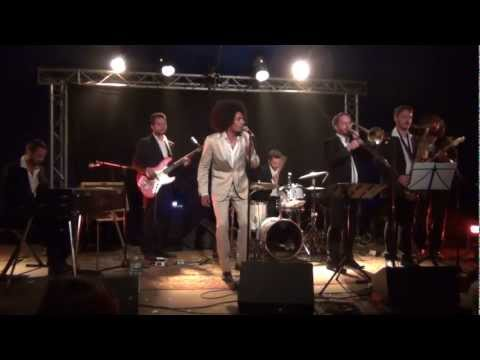 """Man On Fire & The Soul Soldiers - """"Knock on Wood"""" - OBLIKO FESTIVAL - Toulouse - Oct 2012"""
