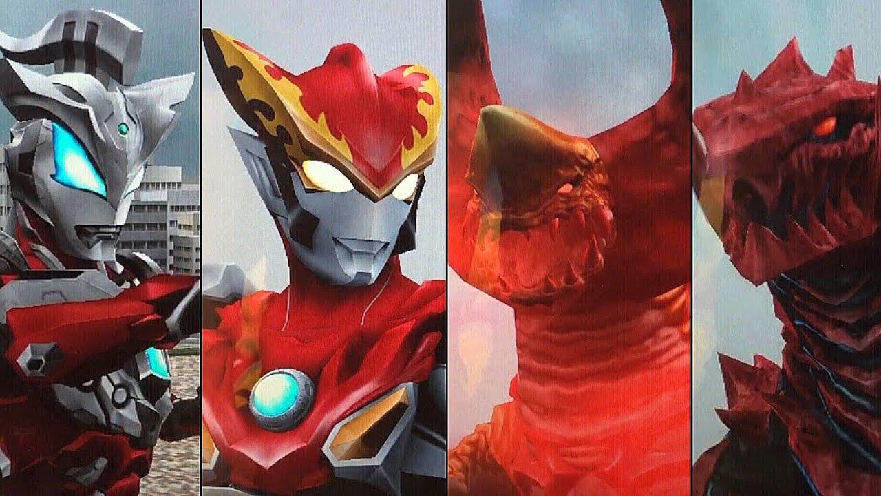 【ジード&ロッソが初陣で戦ったスカルゴモラ&グルジオボーンとバトル!】ウルトラマン◆フュージョンファイト ULTRAMAN Fusion Fight
