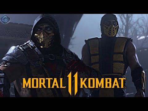 Mortal Kombat 11 - Kombat Pack DLC Details, Gear System and Alternate Skins Confirmed!