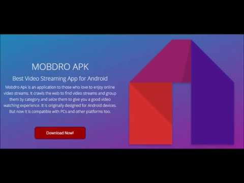 How To Install Mobdro Apk 2018 Correctly
