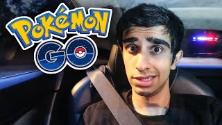 ARRESTED WHILE PLAYING POKEMON GO?! Free HD Video