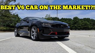 2019 CAMARO RS 1LE PACKAGE REVIEW!!! THIS CAR IS NOTHING TO MESS WITH!!