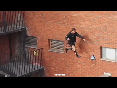 Classic Parkour From England | MANPOWER Completed