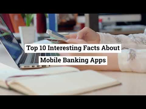 Top 10 Interesting Facts About Banking Mobile Apps  -  Copper Mobile