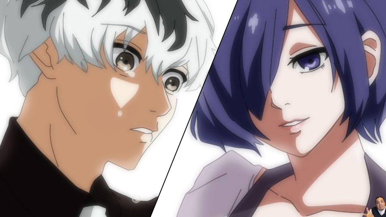 Tokyo Ghoul Re Anime4you