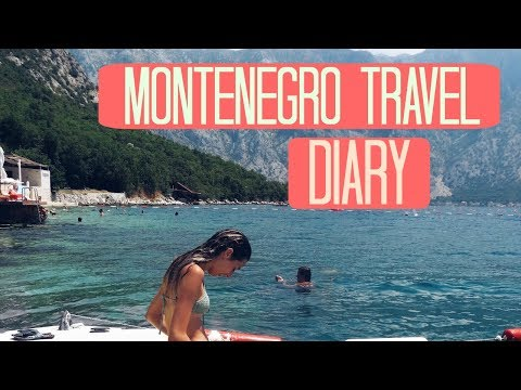 MONTENEGRO TRAVEL DIARY + Guide!!