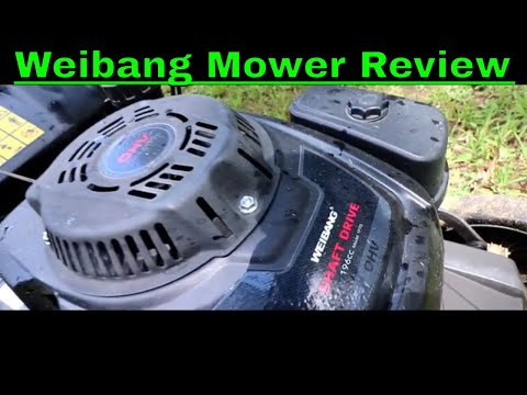 Weibang Commercial Mower Review