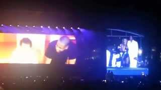 Beyonce and Jay Z - Forever Young/Halo (Winnipeg)