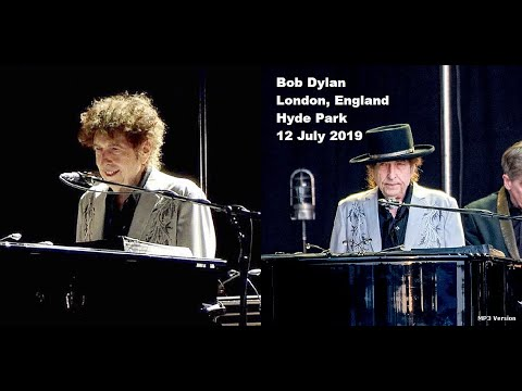 Bob Dylan - Hyde Park 2019 - Full Concert - Sound Upgrade - HQ (AUDIO ONLY)