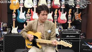 Guitar Planet Exclusive 1952 Telecaster FLASH-COAT N.O.S. -Butterscotch Blonde-【商品紹介@Guitar Planet】