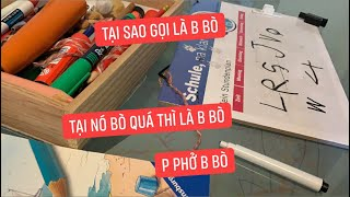 Bé 5 tuổi tập viết số và chữ siêu ngược!5-jähriges Kind lernt Zahlen und Buchstaben schreiben lustig