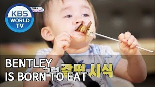 Bentley is born to eat [The Return of Superman/2019.09.15]