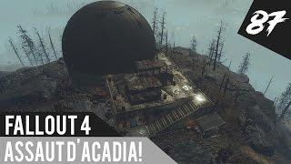 Fallout 4 Gameplay 87 Attaque d Acadia FR