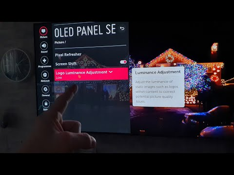 LG OLED screen burn prevention,IMPORTANT INFORMATION!
