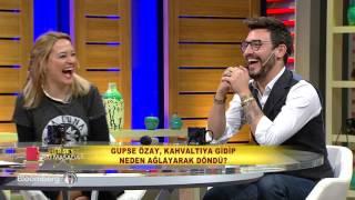 Doğa Rutkay'la Her Şey Bu Masada | Gupse Özay ve Danilo Zanna | 9 Ocak 2017