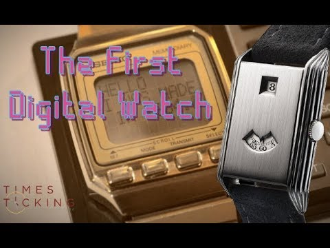 The History Of Digital Watches