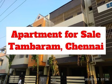 Apartment For Sale At Tambaram, Chennai | World New Property
