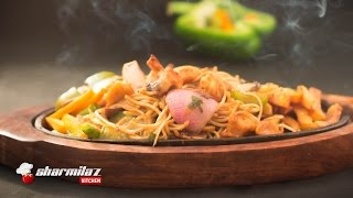 Chinese Chicken Sizzler | Sizzling & Delicious