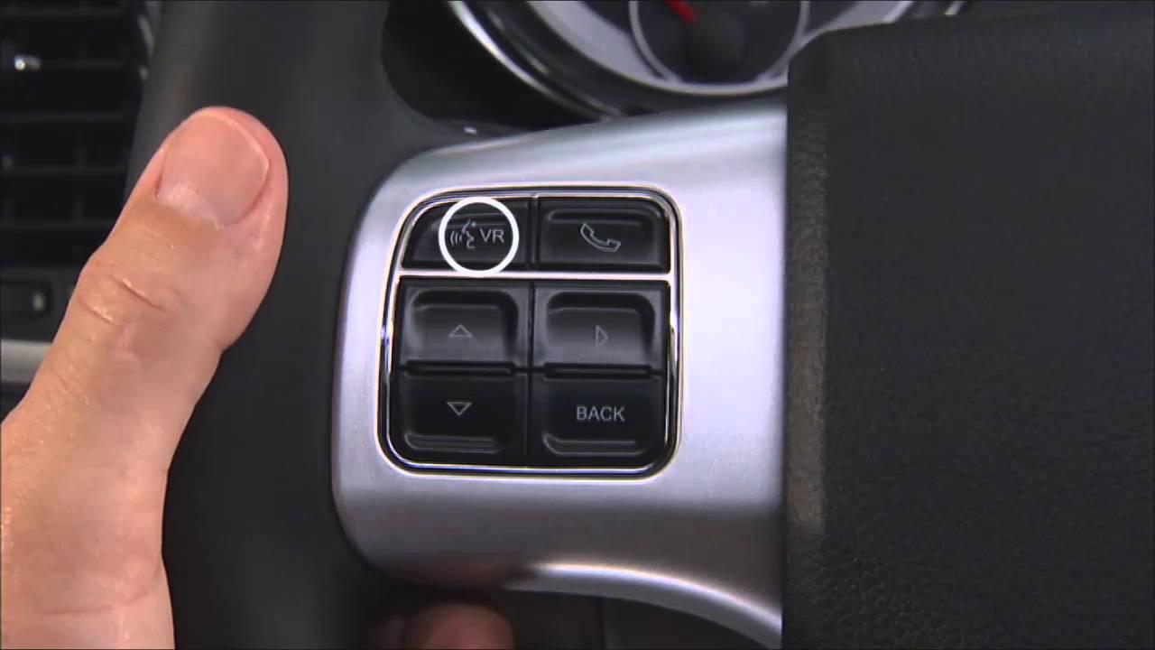 2016 Dodge Grand Caravan Usb Port Youtube