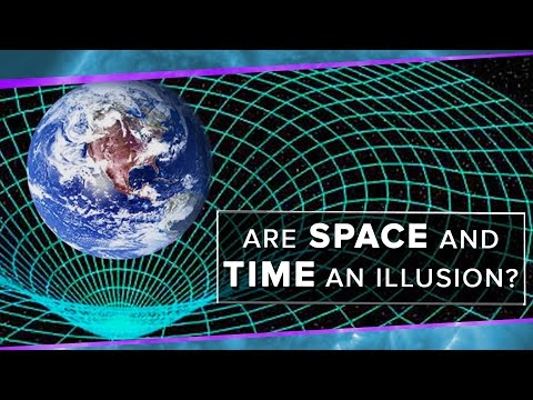 Are Space and Time An Illusion?