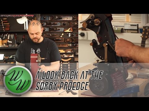 Weekend Workshop - a look back at the Sorby ProEdge