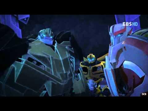 Transformers: Prime - Breakdown S02E02 Korean Dubbed