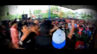 REASON TO DIE YK at launching #sampaiakhirnanti MORNINGSICK HARDCORE