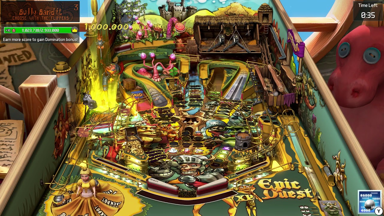 Pinball FX3 Multiplayer Trailer