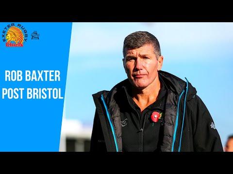 Chiefs TV - Rob Baxter post Gallagher Premiership vs Bristol Bears