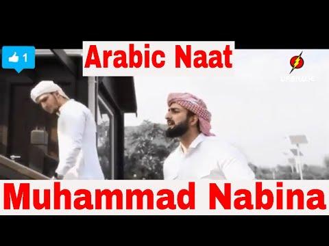 Muhammad Nabina* Arabic Naat Whatsapp Status