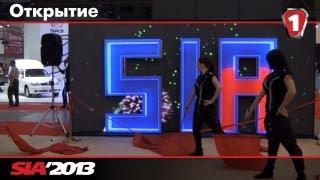 Автовыставка Sia'2013 В Киеве