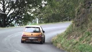 Martin  Zamberger  //  Peugeot 106 GTI 16V  //  Semriach 2012 [HD]