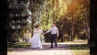свадьба голубая дымка