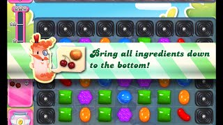 Candy Crush Saga Level 1366 walkthrough (no boosters)