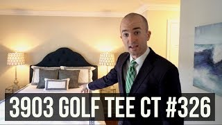 3903 Golf Tee Ct #326 | Heights at Penderbrook Condo for Sale