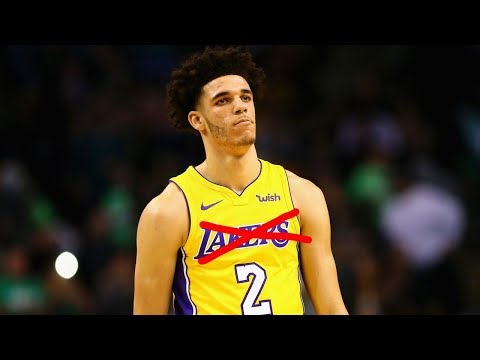 Lonzo Ball LEAVING the Lakers!!?