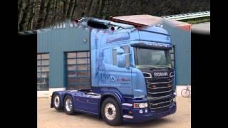 обзор Автомобили для перевозок на большие расстояния марки Scania