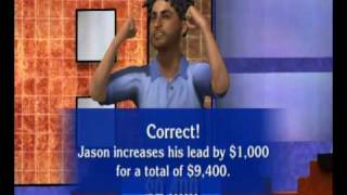 Jeopardy! Playstation 3 PSN GamePlay PT 1