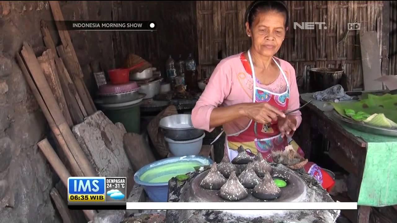 Kue Laklak Jajanan Khas Pulau Dewata Ims Youtube