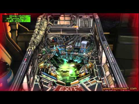 Zen Pinball 2: Alien Isolation