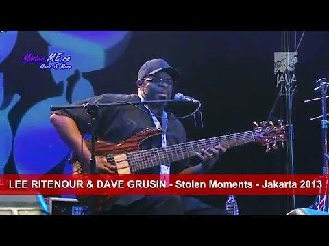 LEE RITENOUR & DAVE GRUSIN - Stolen Moments - Jakarta 2013