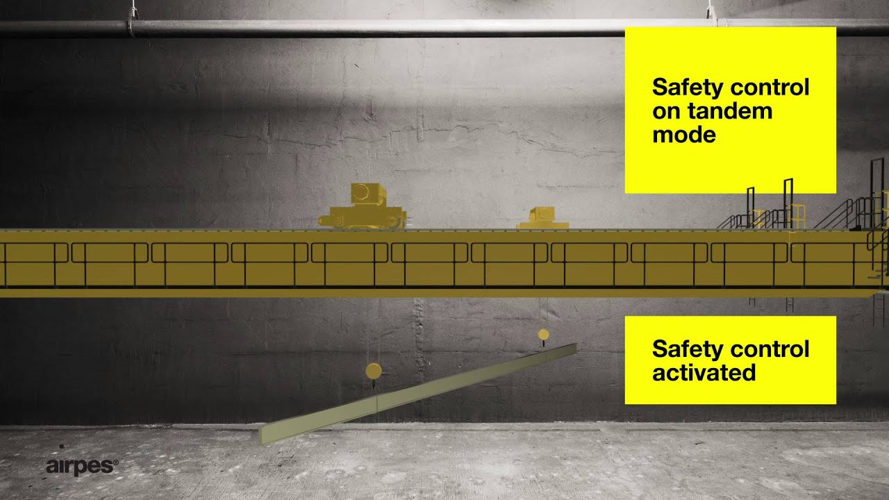 6 overhead crane safety tips to protect your workers