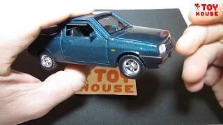 видео Обзор модели ВАЗ 2108