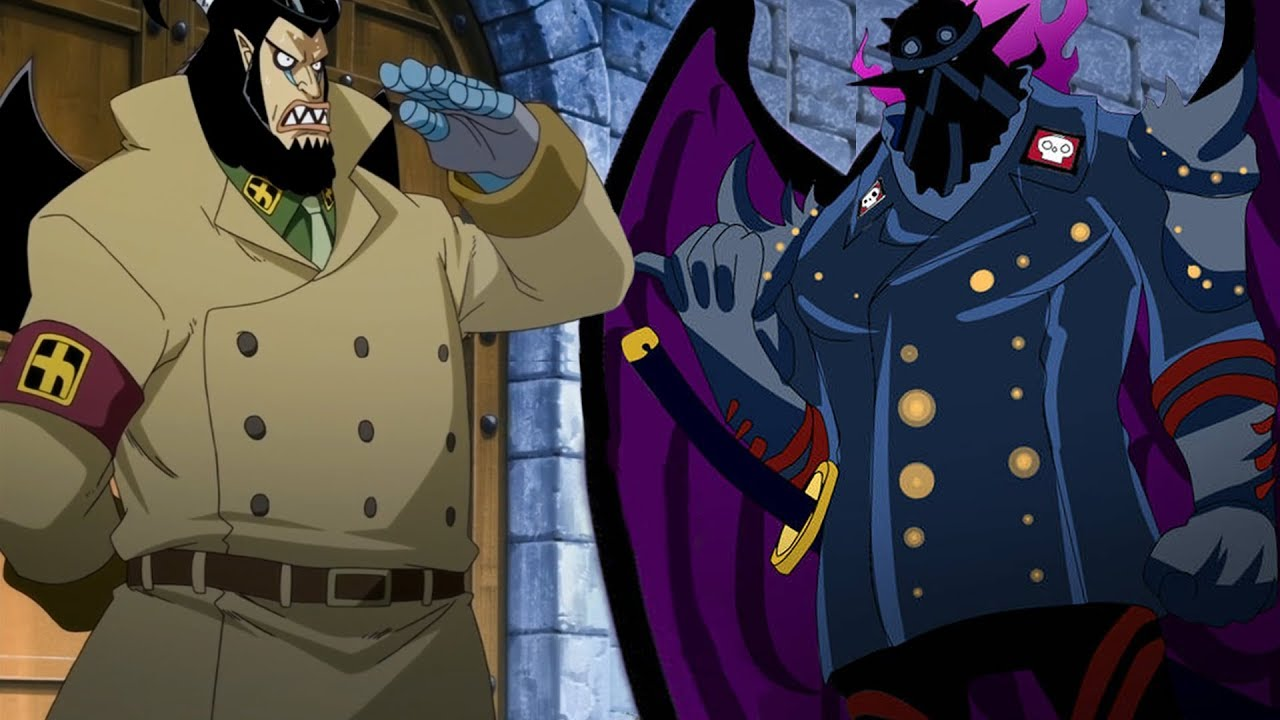 King the Wildfire - Former Warden of Impel Down!   One ...