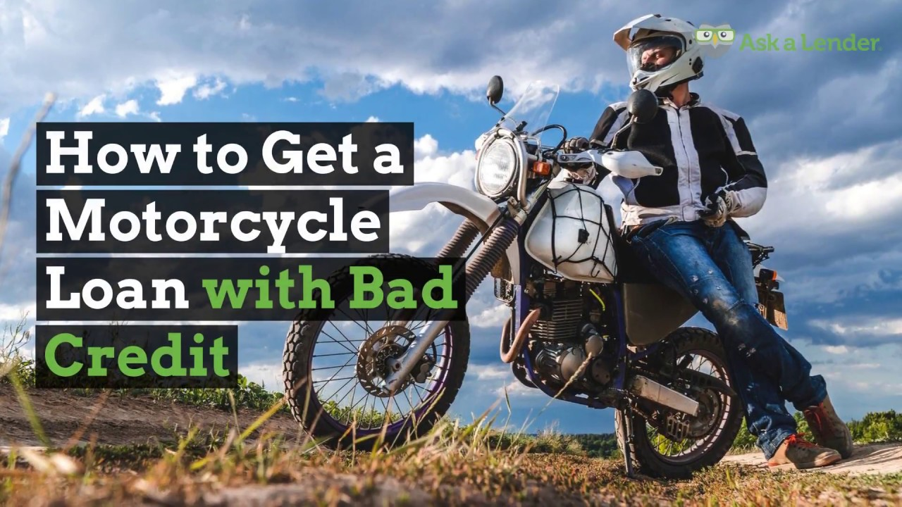 How to Get a Motorcycle Loan How to Get a Motorcycle Loan new picture