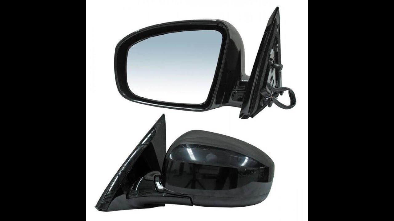 Reemplazo De Cristal Espejo Toyota Previa Izquierda de 94 a 03
