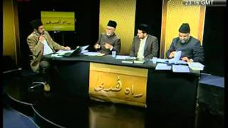 What is the importance of using the word نزل regarding Isa Ibn e Maryam as persented by khalid