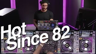 Hot Since 82 - DJsounds Show 2014