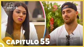 El Poder Del Amor Capitulo 55 Completo (10 Octubre 2021) - quiet music